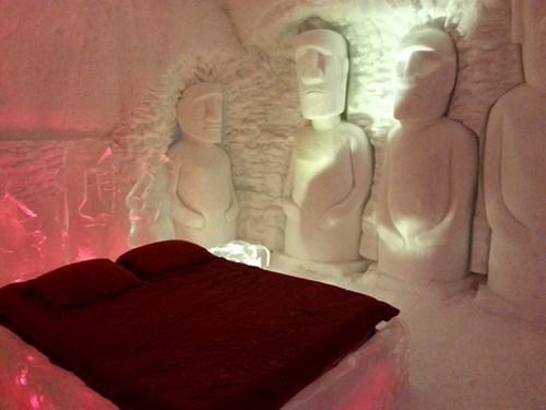 hotel,design,ice