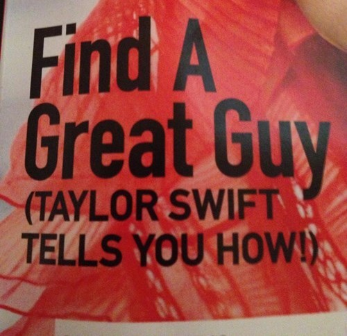 taylor swift great guy funny - 8106473216