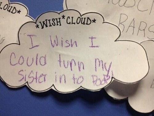 students kids wish funny - 8106496768