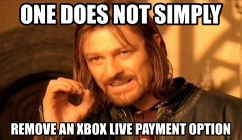 xbox live one does not simply Memes - 8107313408