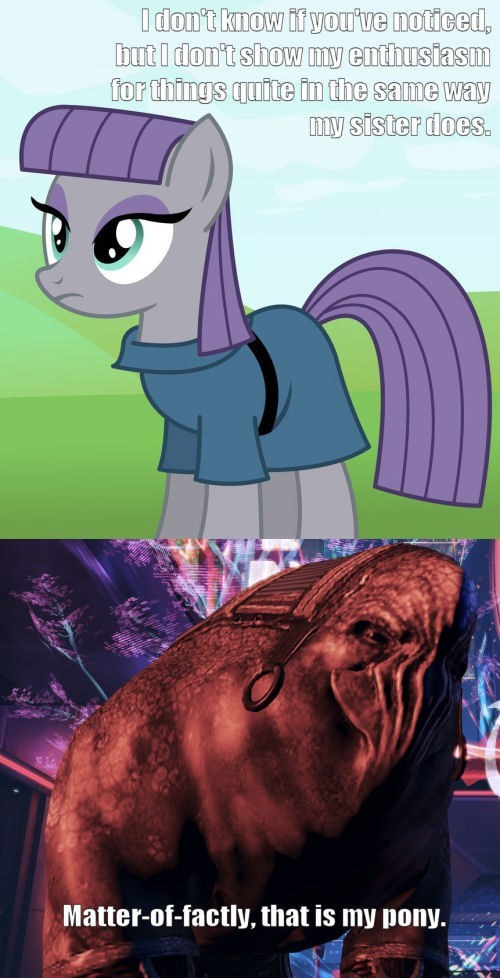 mass effect,elcor,maud pie