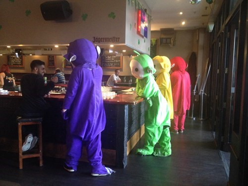 beer bars teletubbies alcohol - 8108567040