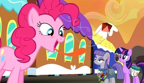 animation error,pinkie pie,maud pie