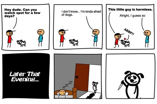 dogs sad but true web comics - 8109341184