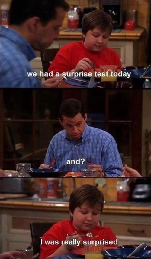 tests,two and a half men,funny