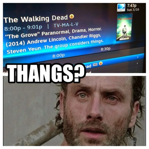 Rick Grimes,guide,stuff and things