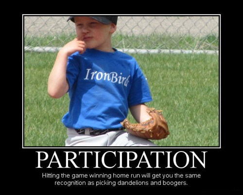kids baseball participation funny - 8109534208