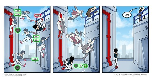 faith ezio auditore comics mirrors edge assassins creed video games webcomics - 8109621248