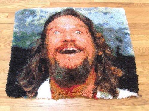 the big lebowski etsy the dude - 8109751552