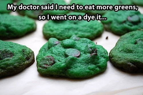 diet St Patrick's Day cookies food - 8109792512