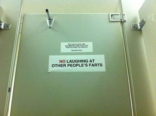 public bathrooms bathrooms laughing - 8109792768