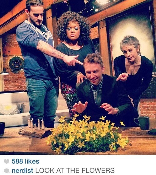 chris hardwick nerdist talking dead - 8110012672