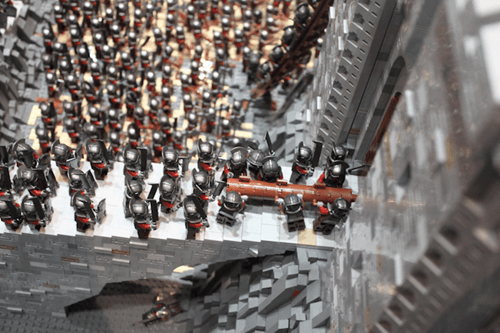 Lord of the Rings,lego,list