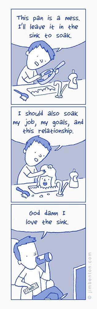 issues sinks web comics - 8110524672