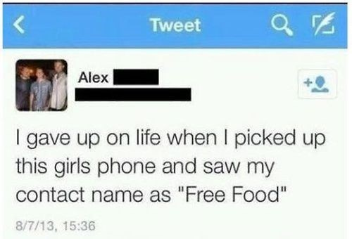 free food phone girlfriend funny g rated dating - 8110524928