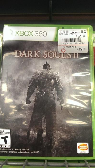 it's hard guise lololol dark souls II quitter - 8110551808