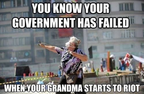 grandma riots AARP - 8110602752