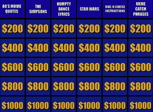 Jeopardy - 8110617600