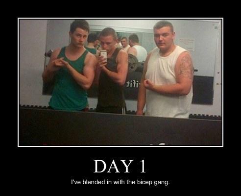 wtf selfie biceps funny - 8111410944