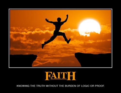 faith,bad idea,funny,leap