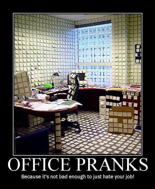 work Office prank funny - 8111496448