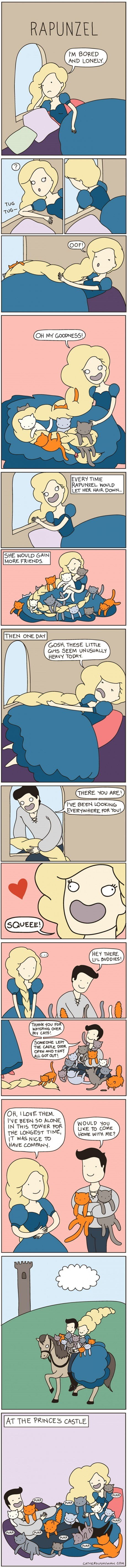 web comics happy endings Cats seems legit - 8111501312