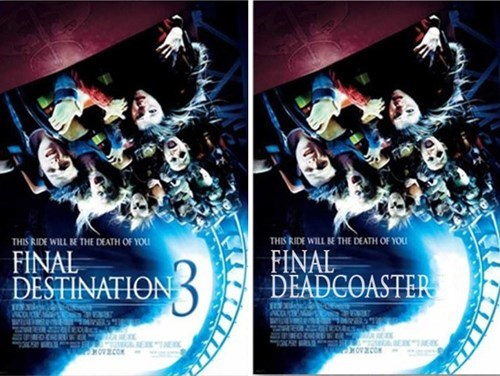 engrish movies Final Destination - 8111535616