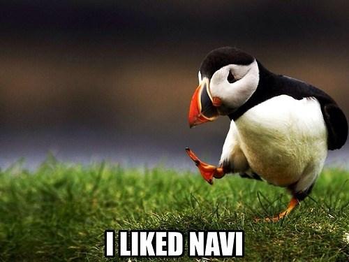 unpopular opinion puffin legend of zelda Memes navi - 8111628544