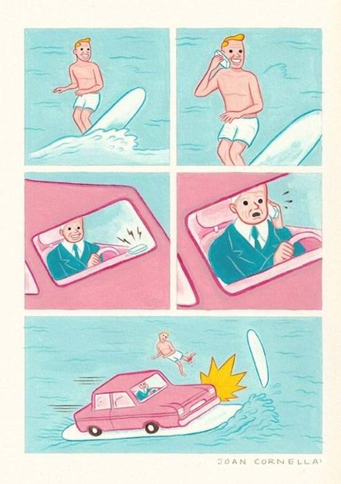 cellphones surfing web comics - 8111641344