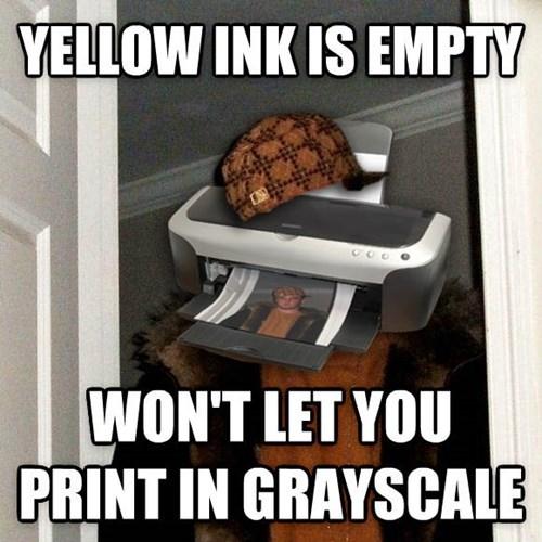 scumbag,printers