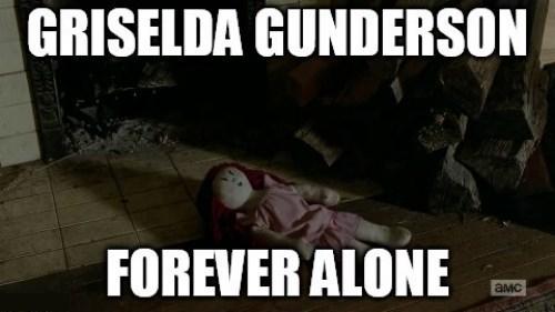 forever alone dolls The Walking Dead - 8111734016