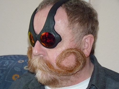sunglasses facial hair poorly dressed g rated - 8111758848