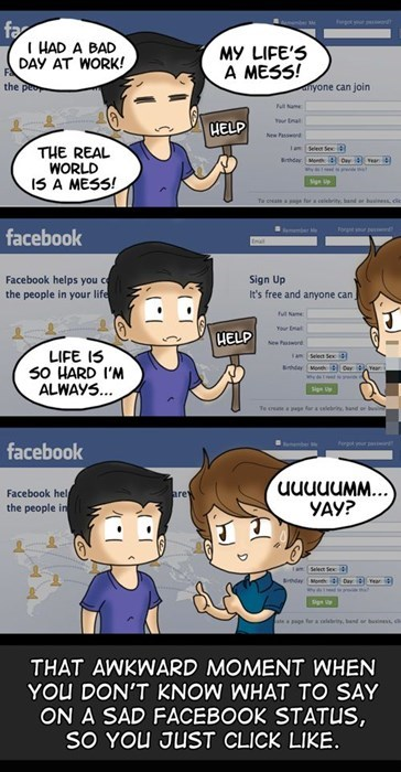 Awkward comics facebook - 8111785216