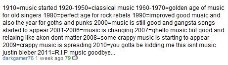 Music history trolling - 8111837440