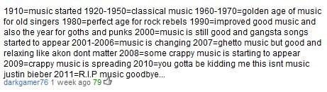 Music history trolling - 8111837440