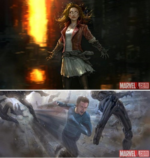 scarlet witch,marvel,age of ultron,guardians of the galaxy,ant man,concept art