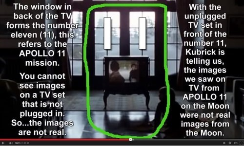 conspiracy theories trolling the shining moon landing seems legit - 8112969216