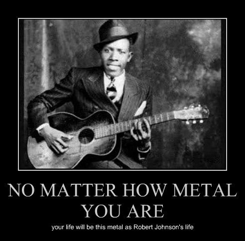 metal Music robert johnson - 8113019136