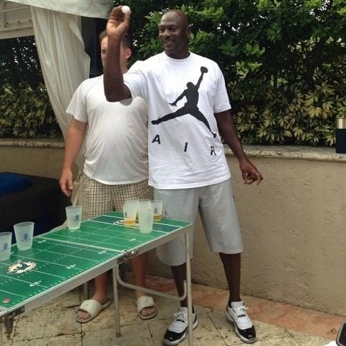 michael jordan t shirts beer pong funny - 8113159936