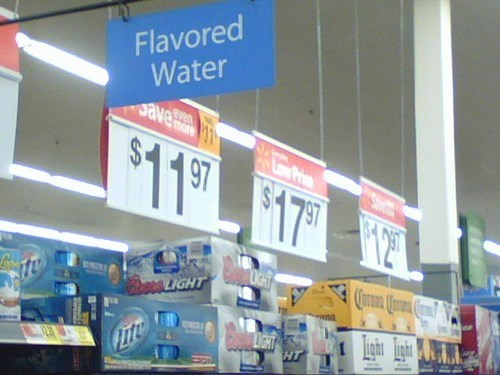 beer flavored water signs funny store after 12 g rated