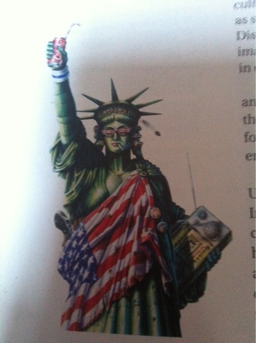 wtf Statue of Liberty amazing funny - 8113218048