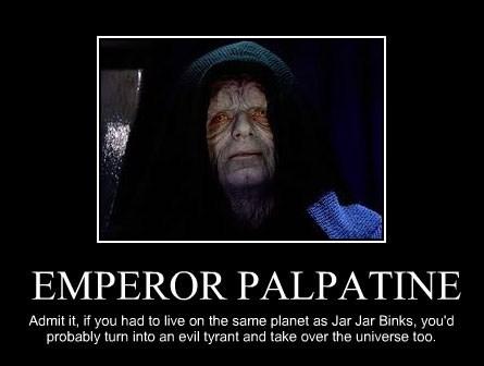 palpatine star wars funny - 8113231616