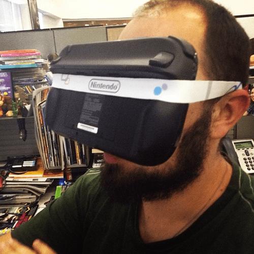wii U,VR,nintendo