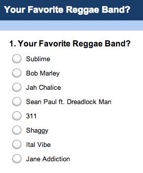 poll,trolling,reggae