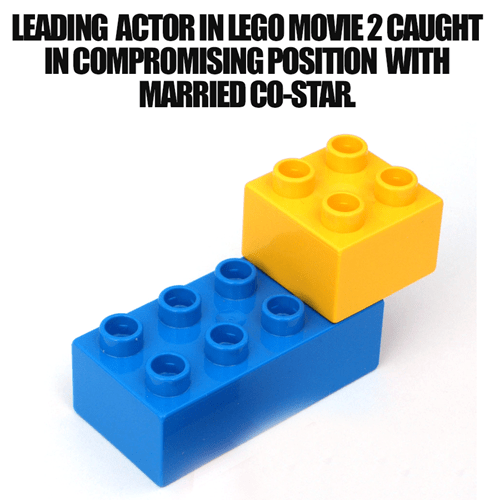 lego affair hollywood funny - 8113457920