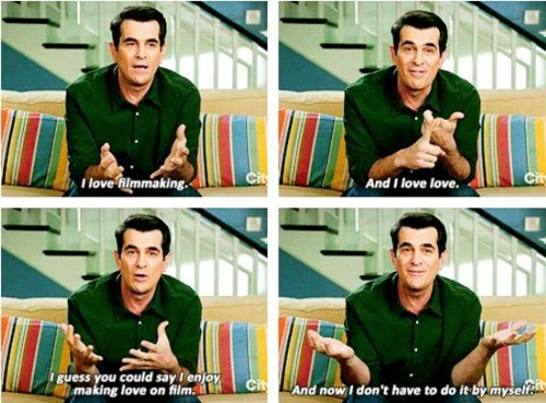 Phil Dunphy Has a Way With Words...