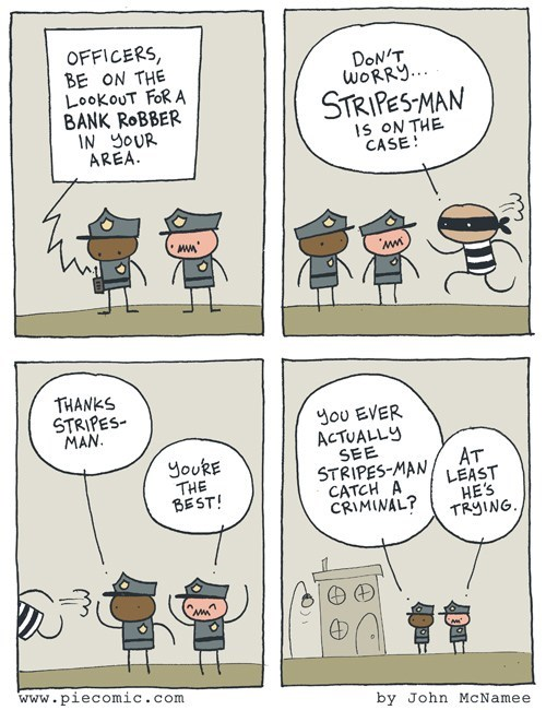 jail web comics police