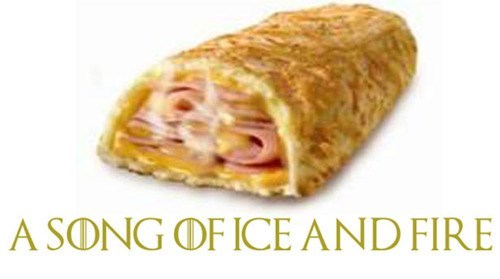 hot pockets Game of Thrones - 8114633472