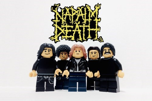 Music,rock bands,lego,list