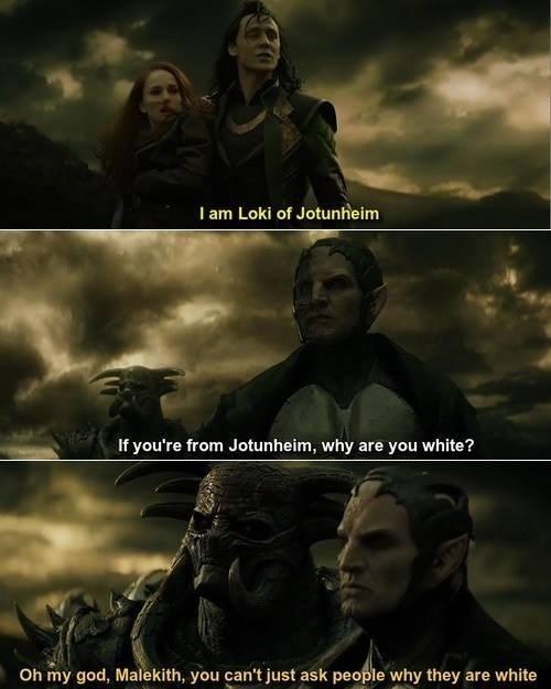 loki,Thor,christopher eccleston
